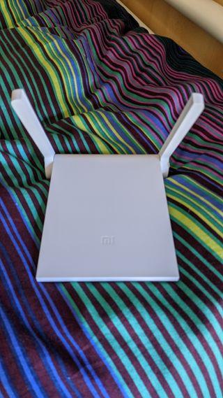 Router/Repetidor WiFi Xiaomi (2.4GHz/5GHz)