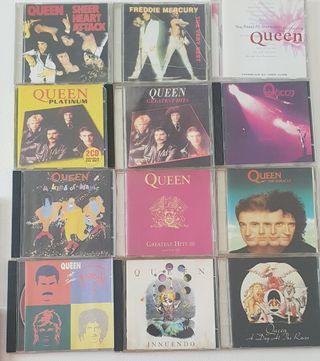 Cd's y Dvd's Queen