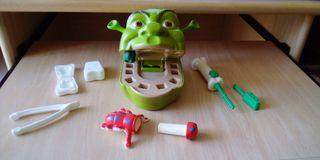 Play-doh de Shrek