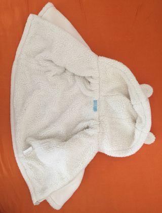 Conjunto de abrigo para invierno bebé 6m a 9m