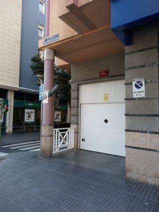 Plaza de garaje en Luis Doreste Silva