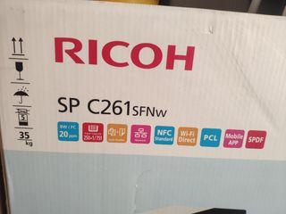 Multifunción Láser Color Ricoh SPC261SFNW