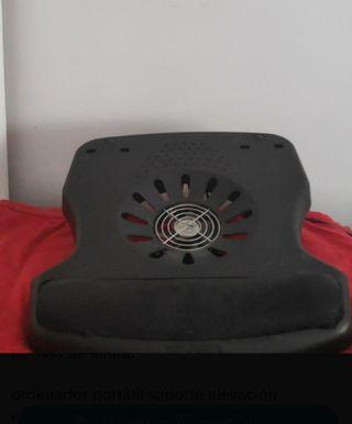 Soporte ventilador portatil
