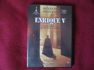 Película Enrique V (DVD)
