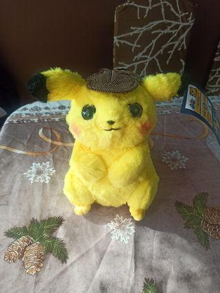 Peluche Detective Pikachu Pokemon Nuevo
