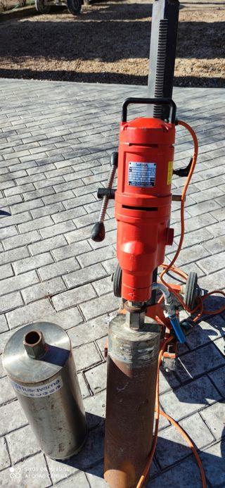 Taladradora perforadora WEKA DK32 HUSQVARNA