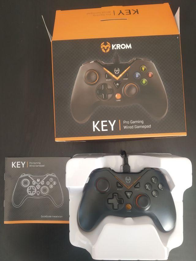 Mando Krom Key Pro Gaming Wired