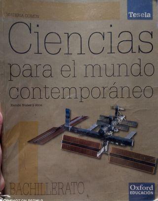 Libro de ciencias para el mundo contemporáneo