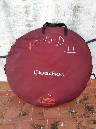 Tienda de campaña Quechua 2 seconds 2 personas