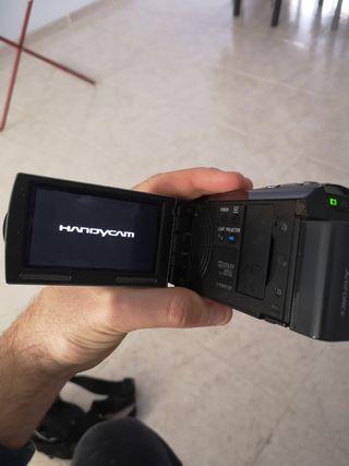 videocamara Sony handycam