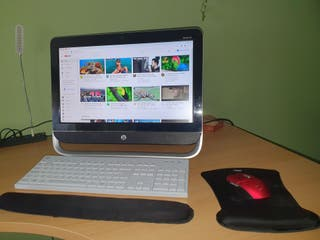 HP Pavilion All in One 20