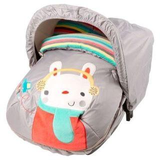 Mini saco invierno bebé