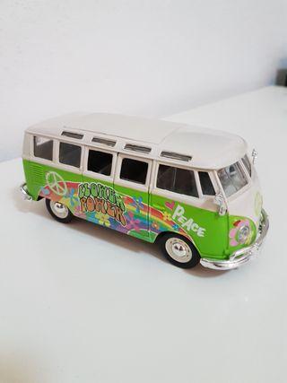 Furgoneta miniatura Volkswagen