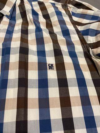 Camisa Carolina Herrera talla S