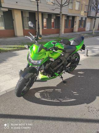 Kawasaki Z750 3.163KMS!!!