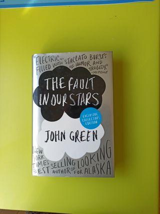 The fault in our stars// Bajo la misma estrella