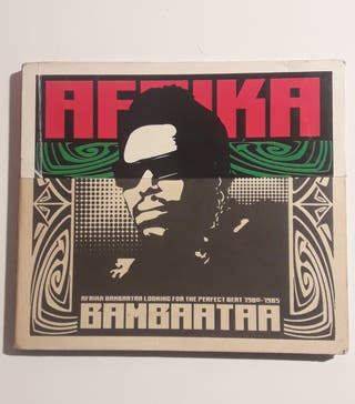 Afrika bambaataa / looking for the perfect beat