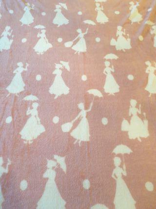Manta Mary Poppins, Disney