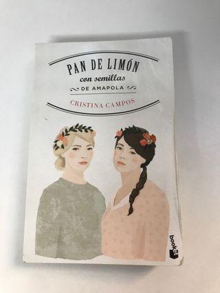 Libro Pan de limón con semillas de amapola