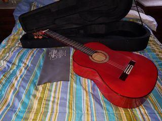 Guitarra sanchis ciprés Flamenca