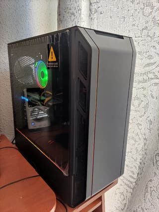 PC GAMING, Ryzen 7, 16GB RAM, RX 590 8GB