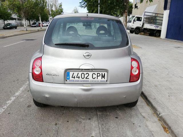 Nissan Micra 2004