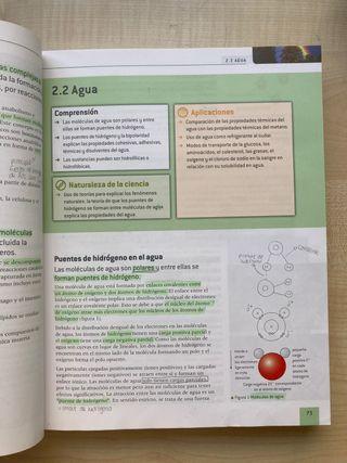 libro biología bachillerato internacional (ib)