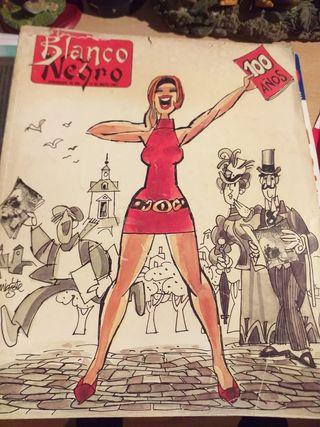 Revista semanario 100 años ABC