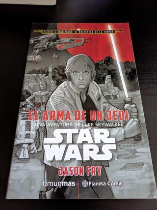 Libros y Cómics de Star Wars