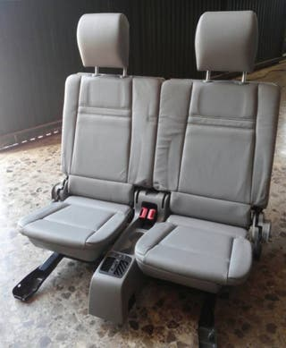 tercera fila asientos bmw X5