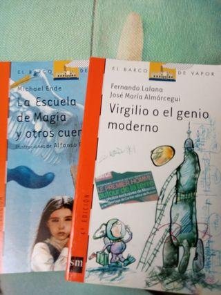 Libros Barco de Vapor a partir de 9 años