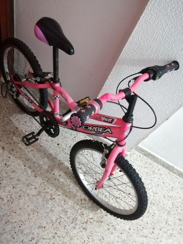 Bicicleta infantil ORBEA