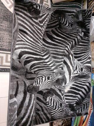 alfombra cebra colección nueva animales