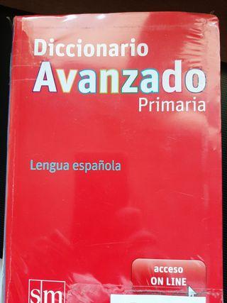 DICCIONARIO AVANZADO PRIMARIA