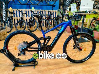 Bicicleta eléctrica - doble suspensión motor BOSCH