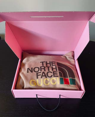 JERSEY GUCCI X NORTH FACE