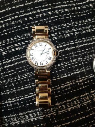Reloj cartier