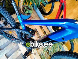 Bicicleta eléctrica MOUSTACHE motor BOSCH