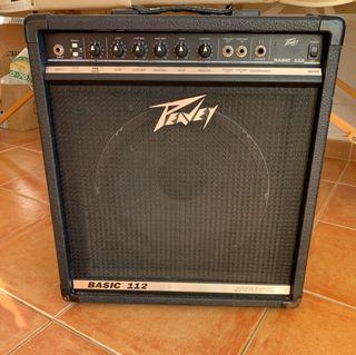 Amplificador Bajo Peavey 112 basic