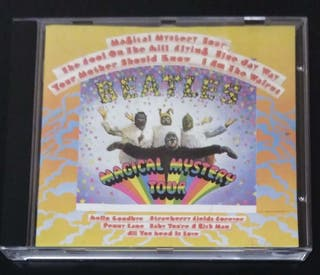 THE BEATLES (MAGICAL MYSTERY TOUR) CD