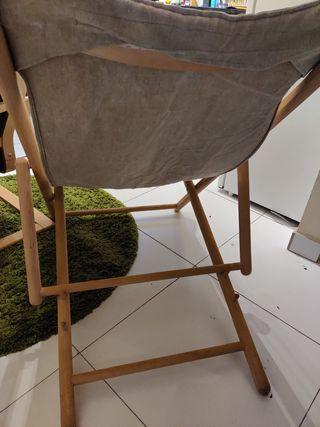 IKEA portable beach chair