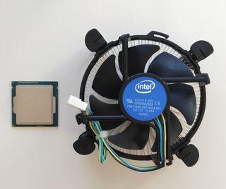 Intel i3 4150 + disipador Intel