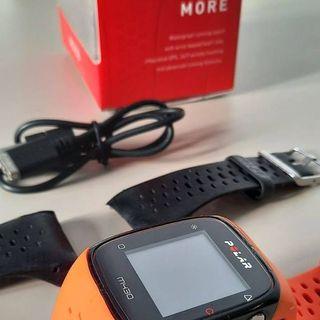 Reloj deportivo Polar M430, Negro, GPS, Pulsómetro