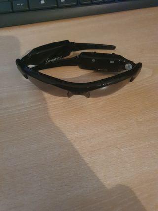 Gafas de sol con cámara unotec
