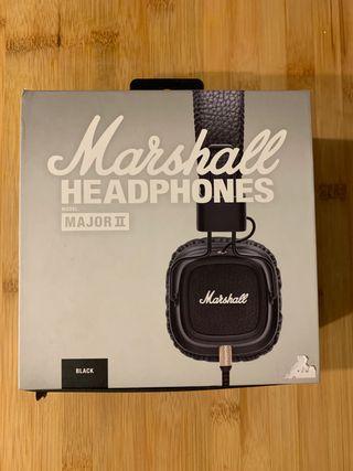 Auriculares Altavoces Marshall Major II