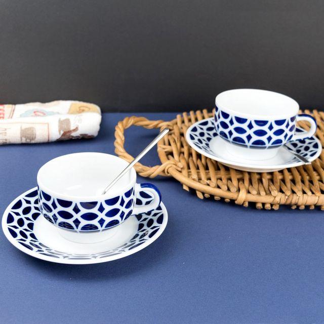 Sargadelos Tazas tú y yo desayuno porcelana NUEVAS