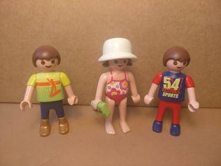 Playmobil Lote de niños