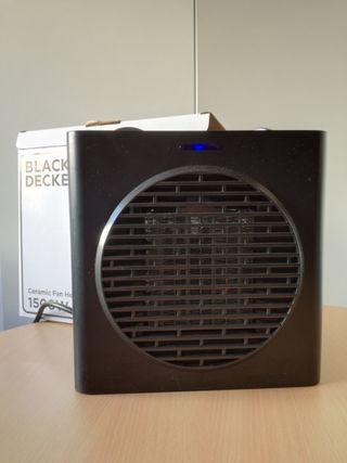 Calefactor con tecnología cerámica