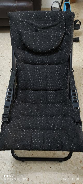 sillón masajeador eléctrico con calor