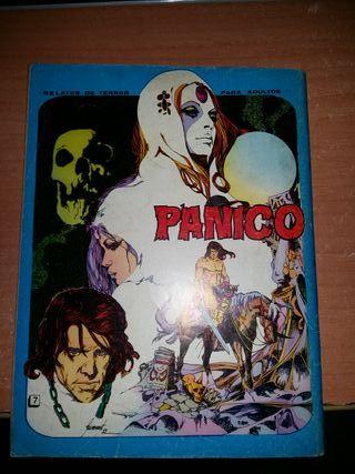 RELATOS PARA ADULTOS PANICO Nº7